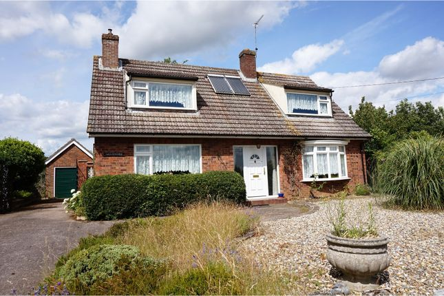 Thumbnail Detached house for sale in Water Lane, Diss