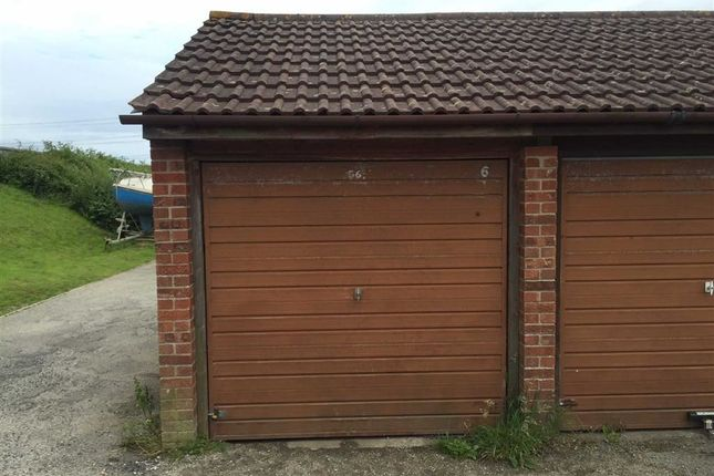 Parking/garage for sale in Robin Close, Weymouth, Dorset