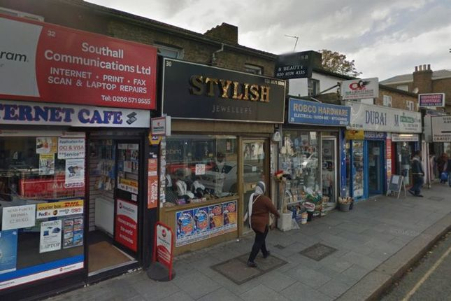 Thumbnail Retail premises to let in High Street, Southall