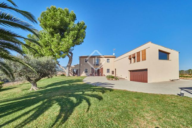 Country house for sale in Spain, Barcelona, Sitges, Penedès, Sit28362