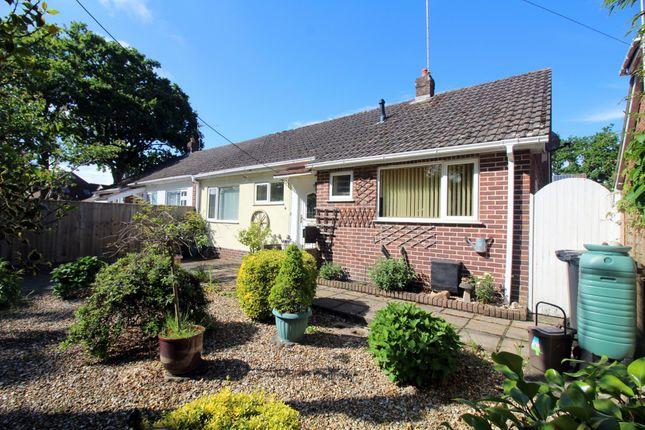 Thumbnail Semi-detached bungalow for sale in Sandy Lane, Upton, Poole
