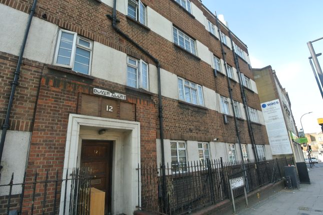 1 bed flat for sale in Dovercourt Road, London SE10