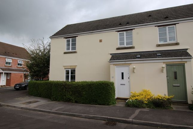 Thumbnail Semi-detached house to rent in St. Margarets Close, Calne