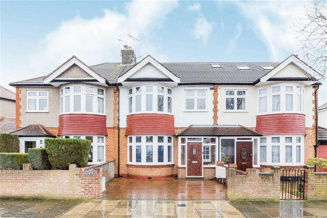 3 bed terraced house for sale in Balmoral Gardens, London