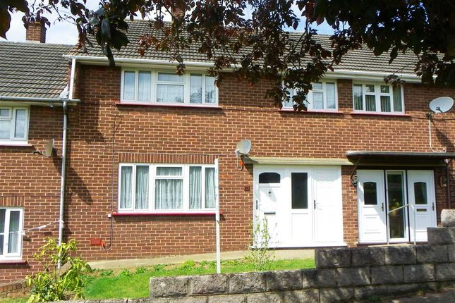 Thumbnail Terraced house to rent in Laburnum Road, Strood, Rochester