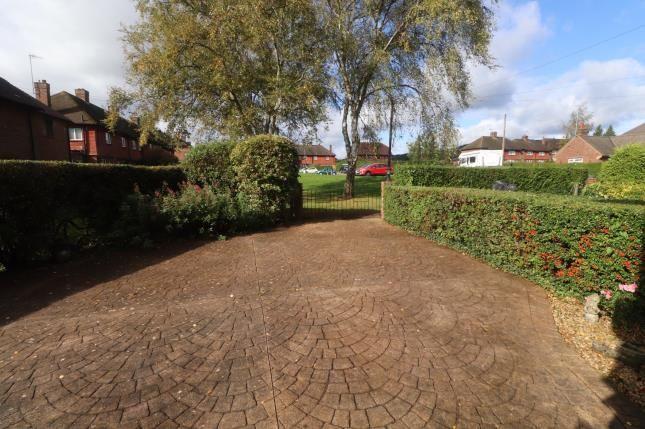 Front Gardens of Tylers Close, Godstone, Surrey RH9