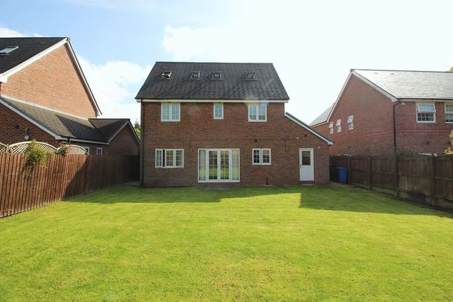 Thumbnail Detached house to rent in Clubhouse Close, Bamford, Rochdale