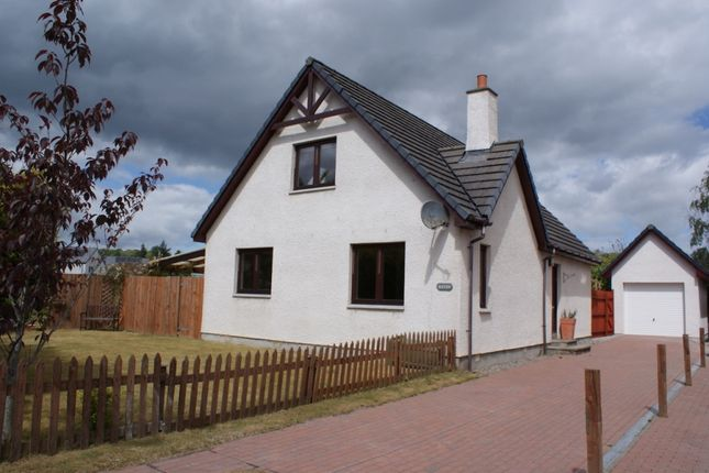 Thumbnail Property for sale in 11 Hill Park Brae, Munlochy