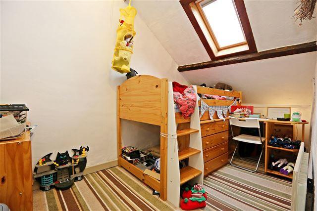 Bedroom Two of Long Row, Treforest, Pontypridd CF37