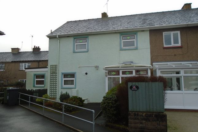 Thumbnail Semi-detached house for sale in Grasmere Road, Ulverston