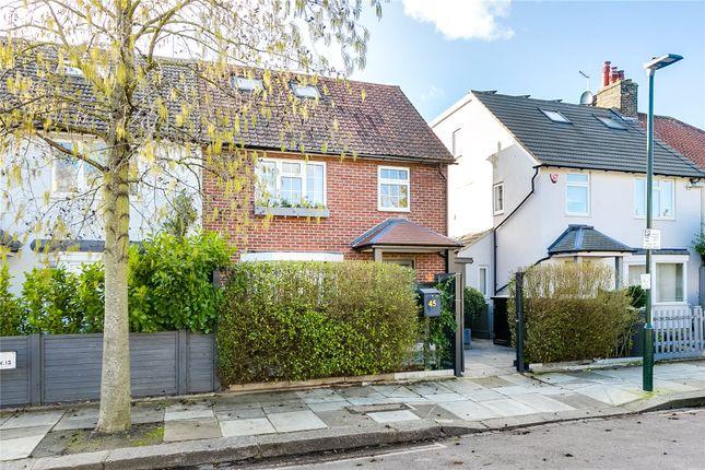 Exterior of Kilmington Road, Barnes, London SW13