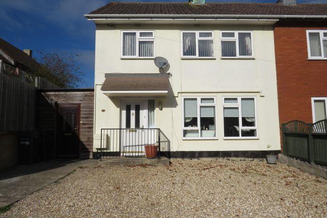 Thumbnail End terrace house to rent in Milford Road, Yeovil Marsh, Yeovil