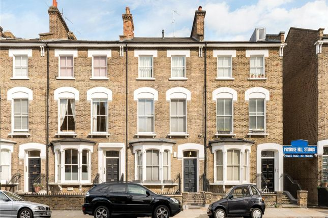 Thumbnail Terraced house for sale in Fitzroy Road, Primrose Hill, London