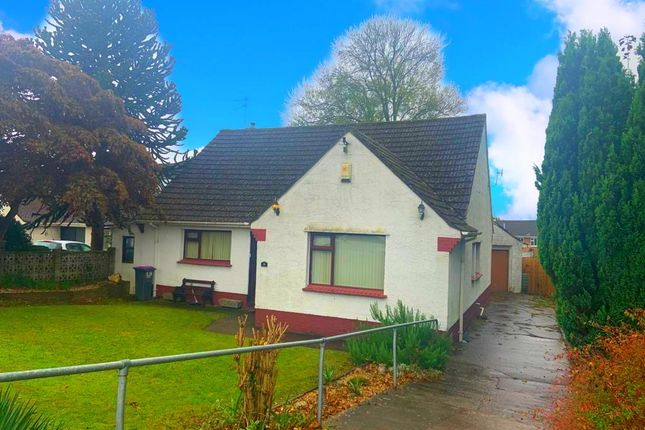 Thumbnail Detached bungalow for sale in Chapel Lane, Croesyceiliog, Cwmbran