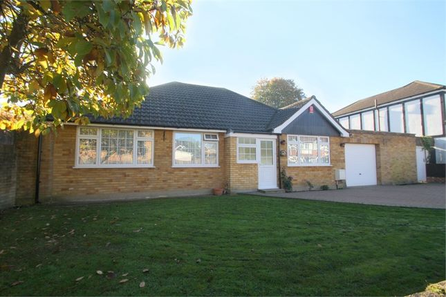 Thumbnail Detached bungalow for sale in Meadway, Staines-Upon-Thames, Surrey