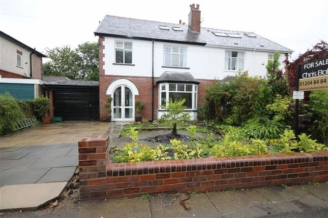 Thumbnail Semi-detached house to rent in Sherbourne Road, Bolton
