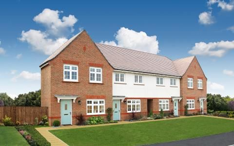 Thumbnail Semi-detached house for sale in Mill Meadows, The Terrace, Caldicot, Monmouthshire