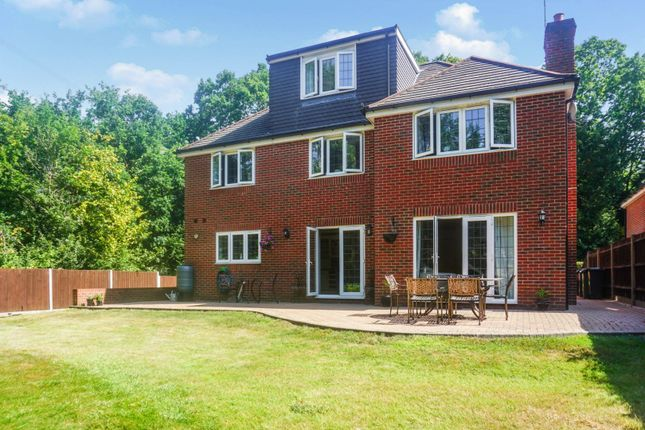 Thumbnail Detached house for sale in Lady Bettys Drive, Whiteley