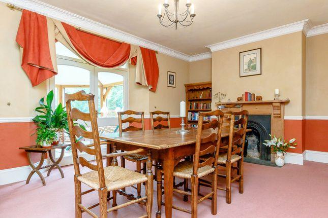 Dining Room of Chulmleigh EX18