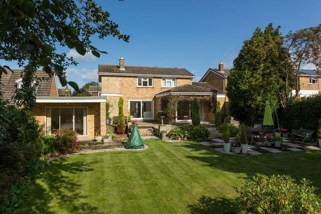 Thumbnail Detached house for sale in St. Nicholas Road, Copmanthorpe, York