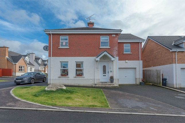 Thumbnail Detached house for sale in Hopefield Grange, Portrush, County Antrim