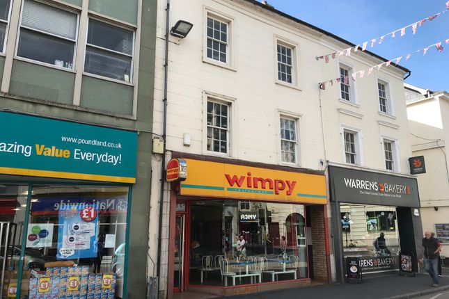 Thumbnail Retail premises to let in Prime Former Restaurant/Takeaway Premises To Let TQ12, Devon
