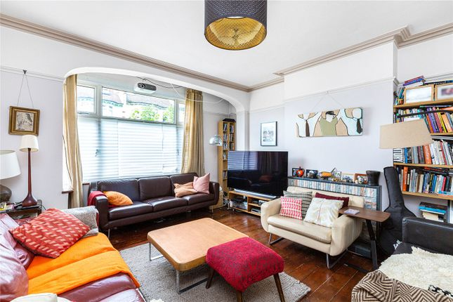 Thumbnail Detached house to rent in Nimrod Road, Furzedown, London
