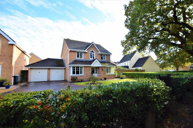 Thumbnail Detached house for sale in Holmlea, Portishead, Bristol