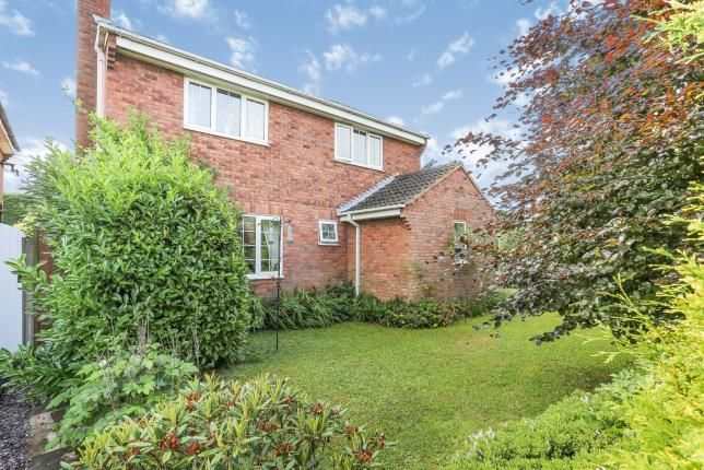 Thumbnail Detached house for sale in Shilton Close, Shirley, Solihull, West Midlands