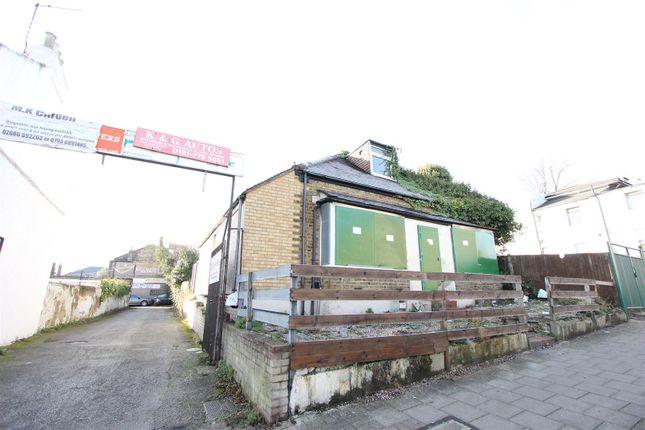 Thumbnail Detached bungalow for sale in Oak Grove Road, Penge