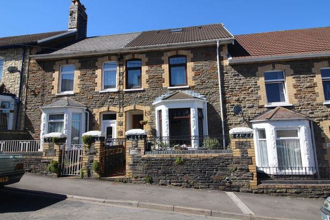 Thumbnail Terraced house for sale in Mound Road, Maesycoed, Pontypridd