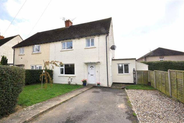 Semi-detached house for sale in Devereaux Road, Ebley, Stroud