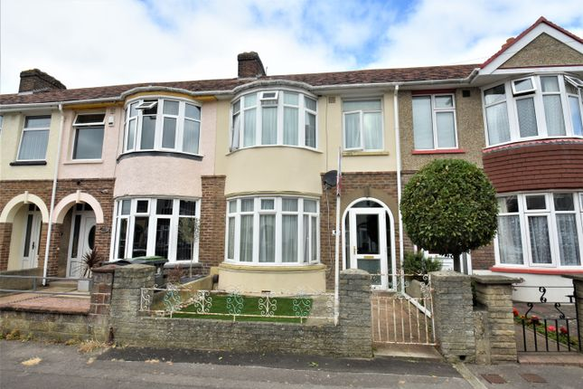 Thumbnail Terraced house to rent in Welch Road, Gosport