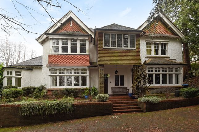 Thumbnail Detached house to rent in Westhall Road, Warlingham
