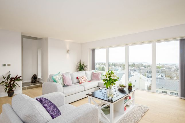 Thumbnail Flat for sale in Cala Court, Hartley Road, Hartley, Plymouth