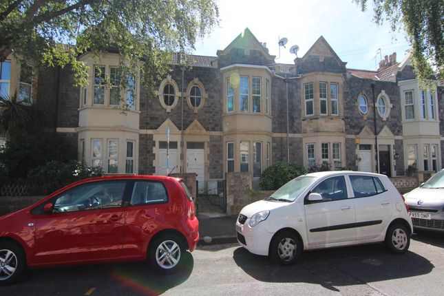 Thumbnail Flat to rent in Malvern Rd, Weston-Super-Mare, North Somerset