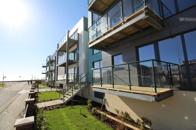 Thumbnail Flat for sale in Wellington Mews, Seabrook Road, Hythe