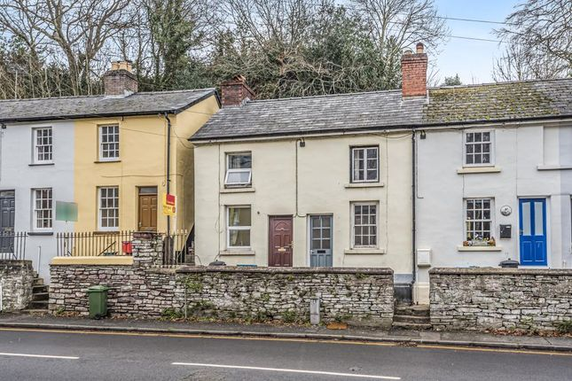Thumbnail Terraced house for sale in Brecon, Powys
