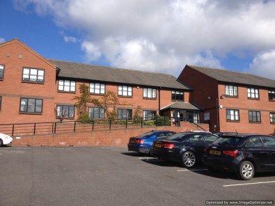 Office to let in Monkswell House, Monkswell Park, Manse Lane, Harrogate, Knaresborough
