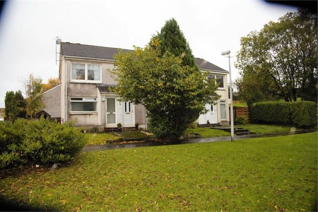 Thumbnail Flat for sale in Inverewe Gardens, Thornliebank, Glasgow