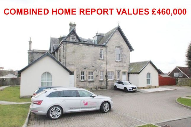 Thumbnail Flat for sale in 59, 61, 63, Woodmill Road, Dunfermline, Fife KY114Ad