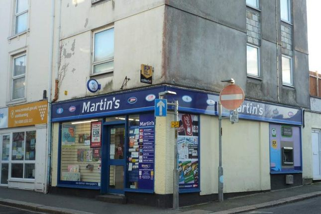 Thumbnail Retail premises to let in Torpoint, Cornwall