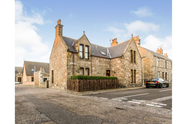3 bed detached house for sale in Seafield Street, Buckie AB56
