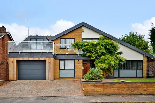 Thumbnail Detached house for sale in Greenhill Road, Kettering