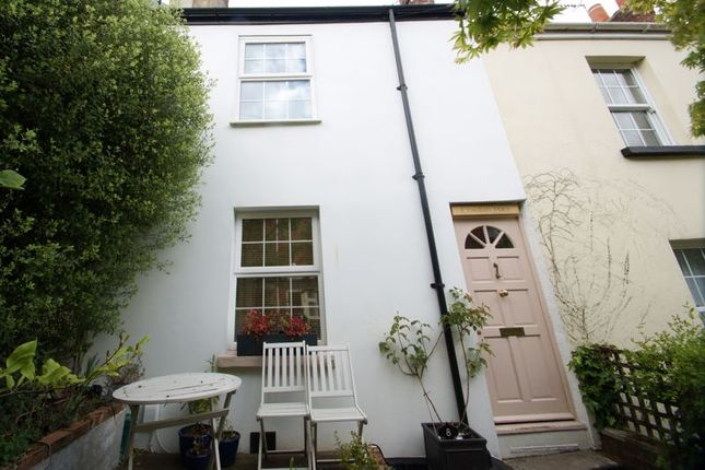 Thumbnail Terraced house to rent in Pavilion Place, St. Leonards, Exeter