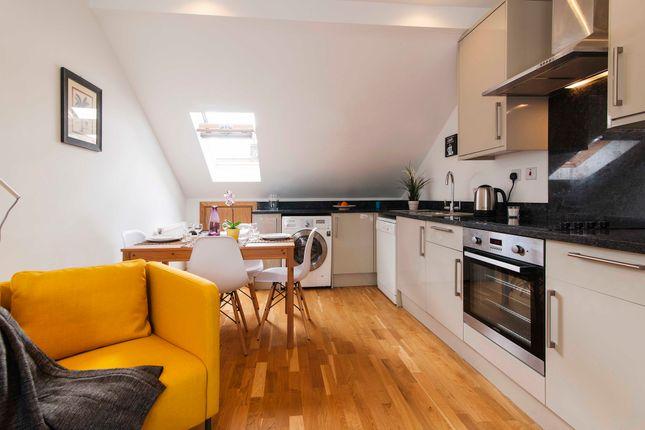 Thumbnail Flat to rent in Mirabel Road, London