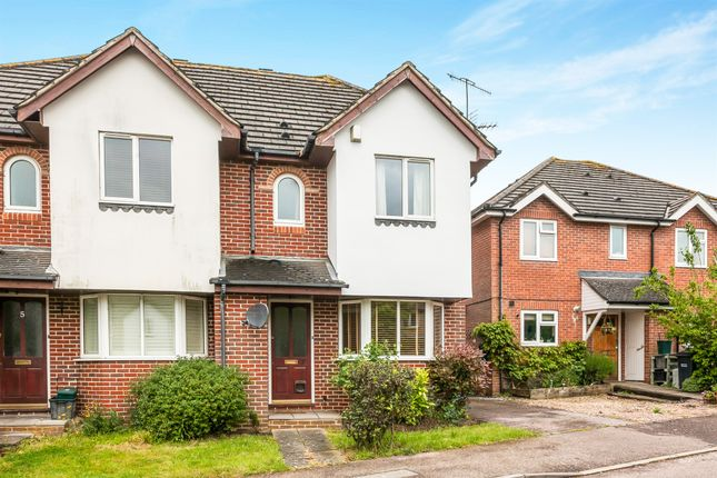 Thumbnail Semi-detached house for sale in Abinger Drive, Redhill