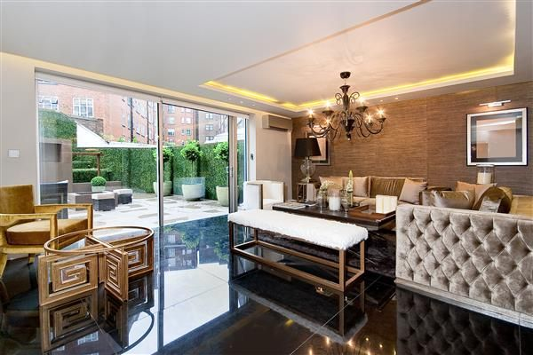 Thumbnail Flat for sale in Norfolk Crescent, Hyde Park