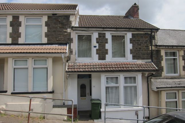 Thumbnail Property to rent in St Michaels Avenue, Treforest, Pontypridd