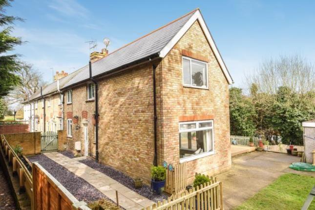Thumbnail End terrace house for sale in Railway Cottages, Cadlocks Hill, Halstead, Sevenoaks